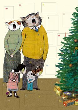 Wolf Erlbruchs Adventskalender – Schöne Bescherung von Erlbruch,  Wolf
