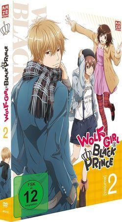 Wolf Girl & Black Prince – DVD 2 von Kasai,  Kenichi