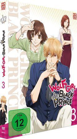Wolf Girl & Black Prince – DVD 3 von Kasai,  Kenichi