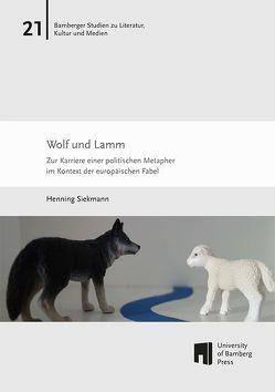 Wolf und Lamm von Siekmann,  Henning