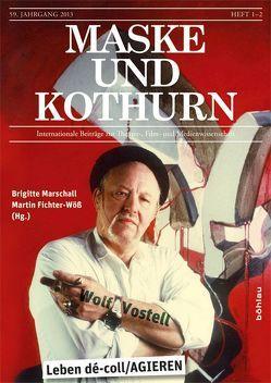 Wolf Vostell von Fichter-Wöß,  Martin, Marschall,  Brigitte