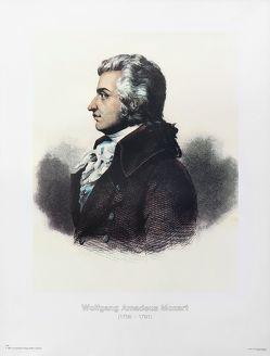 Wolfgang Amadeus Mozart von Lange,  Joseph