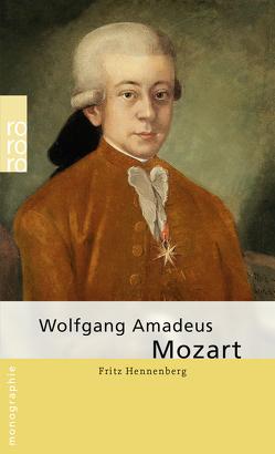 Wolfgang Amadeus Mozart von Hennenberg,  Fritz