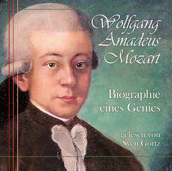 Wolfgang Amadeus Mozart-Biogra von Mozart,  Wolfgang Amadeus, ZYX Music