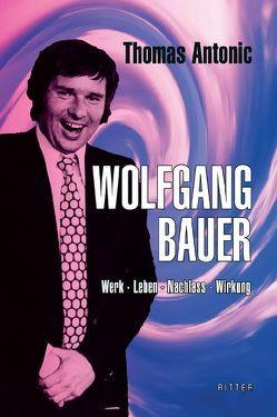 Wolfgang Bauer von Antonic,  Thomas