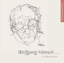 Wolfgang Hänsch (1929–2013)