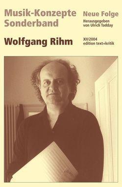 Wolfgang Rihm von Tadday,  Ulrich