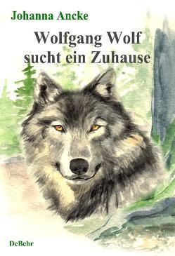 Wolfgang Wolf sucht ein Zuhause – ein Kinderbuch von Ancke,  Johanna, Bilkenroth,  Beate
