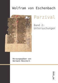 Wolfram von Eschenbach: Parzival von Reichert,  Hermann