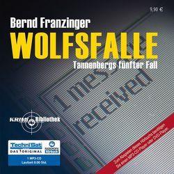 Wolfsfalle von Franzinger,  Bernd, Gosch,  Ari