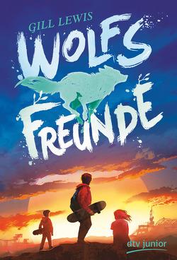 Wolfsfreunde von Lewis,  Gill, Seuß,  Siggi