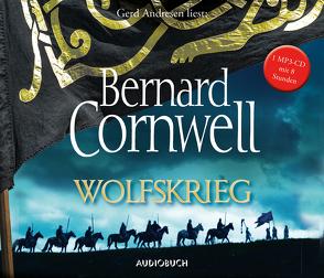 Wolfskrieg von Andresen,  Gerd, Cornwell,  Bernard, Fell,  Karolina
