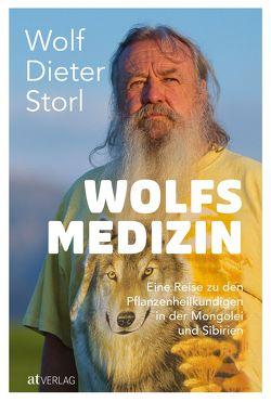 Wolfsmedizin von Ruoff,  Marianne, Storl,  Wolf-Dieter