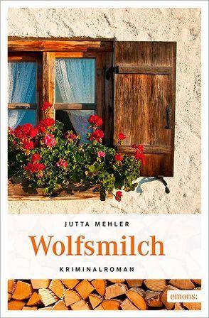 Wolfsmilch von Mehler,  Jutta