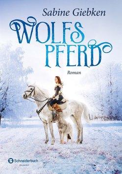 Wolfspferd von Giebken,  Sabine