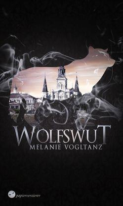 Wolfswut von Vogltanz,  Melanie