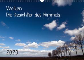 Wolken – Die Gesichter des Himmels (Wandkalender 2020 DIN A3 quer) von Möller,  Michael