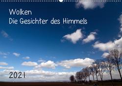 Wolken – Die Gesichter des Himmels (Wandkalender 2021 DIN A2 quer) von Möller,  Michael