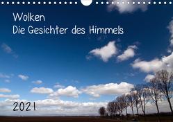 Wolken – Die Gesichter des Himmels (Wandkalender 2021 DIN A4 quer) von Möller,  Michael