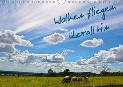 Wolken fliegen überall hin (Wandkalender 2019 DIN A4 quer) von Drews,  Marianne