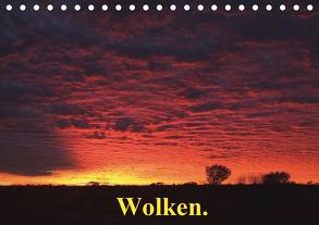 Wolken. (Tischkalender 2020 DIN A5 quer) von Scholpp,  Verena