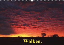 Wolken. (Wandkalender 2020 DIN A3 quer) von Scholpp,  Verena