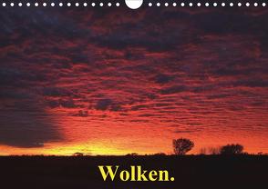 Wolken. (Wandkalender 2020 DIN A4 quer) von Scholpp,  Verena