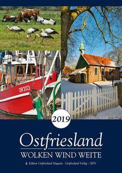 Wolken, Wind und Weite 2019 von Ostfriesland Verlag