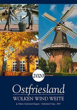 Wolken, Wind und Weite 2020 von Ostfriesland Verlag