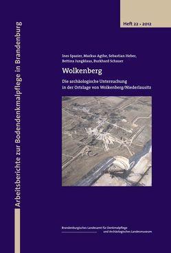 Wolkenberg von Agthe,  Markus, Jungklaus,  Bettina, Schauer,  Burkhard, Schopper,  Franz, Spazier,  Ines