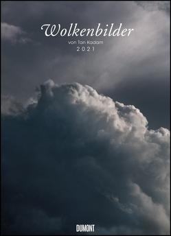 Wolkenbilder 2021 – Wolken-Kalender von DUMONT– Foto-Kunst – Poster-Format 49,5 x 68,5 cm von Kadam,  Tan
