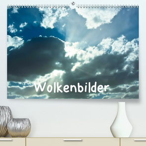 Wolkenbilder (Premium, hochwertiger DIN A2 Wandkalender 2021, Kunstdruck in Hochglanz) von Roth,  Martina