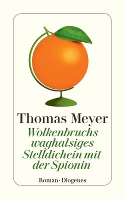 Wolkenbruchs waghalsiges Stelldichein mit der Spionin von Meyer,  Thomas