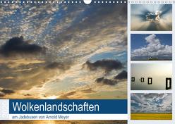 Wolkenlandschaften am Jadebusen (Wandkalender 2020 DIN A3 quer) von Meyer,  Arnold