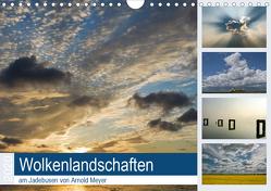 Wolkenlandschaften am Jadebusen (Wandkalender 2020 DIN A4 quer) von Meyer,  Arnold