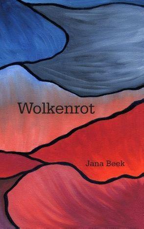 Wolkenrot von Beek,  Jana