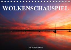 Wolkenschauspiel (Tischkalender 2020 DIN A5 quer) von Werner Altner,  Dr.