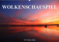 Wolkenschauspiel (Wandkalender 2019 DIN A2 quer) von Werner Altner,  Dr.