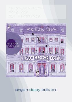 Wolkenschloss (DAISY Edition) von Gier,  Kerstin, Teichmüller,  Ilka