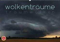 Wolkenträume – Traumwolken (Wandkalender 2019 DIN A2 quer) von Cross,  Martina