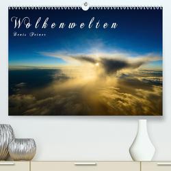 Wolkenwelten (Premium, hochwertiger DIN A2 Wandkalender 2021, Kunstdruck in Hochglanz) von Feiner,  Denis