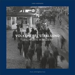 Volkswerft Stralsund von Hardenberg,  Harry