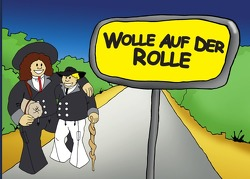 Wolle auf der Rolle von Warstat,  Katja, Zuther,  Tommy