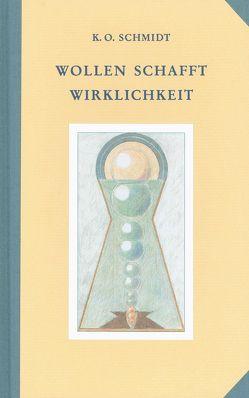 Wollen schafft Wirklichkeit von Schmidt,  K.O.