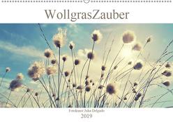 Wollgraszauber (Wandkalender 2019 DIN A2 quer) von Delgado,  Julia