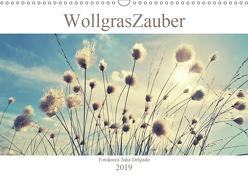 Wollgraszauber (Wandkalender 2019 DIN A3 quer) von Delgado,  Julia