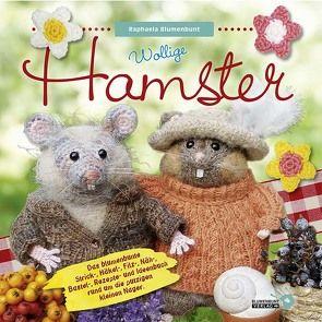 Wollige Hamster von Blumenbunt,  Raphaela