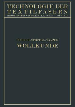 Wollkunde von Frölich,  Gustav, Herzog,  R. O., Spöttel,  Walter, Tänzer,  Ernst