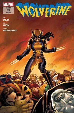 Wolverine von Morissette-Phan,  Djibril, Petz,  Jürgen, Taylor,  Tom, Virella,  Nik