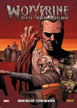 Wolverine: Old Man Logan Deluxe Edition von McNiven,  Steve, Millar,  Mark